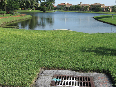 Storm Drain Catch Basin Cleaning